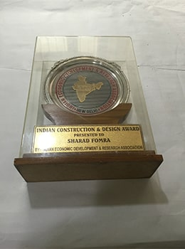Indian Construction & Design Award