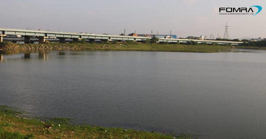 Porur lake near Fomra Hues