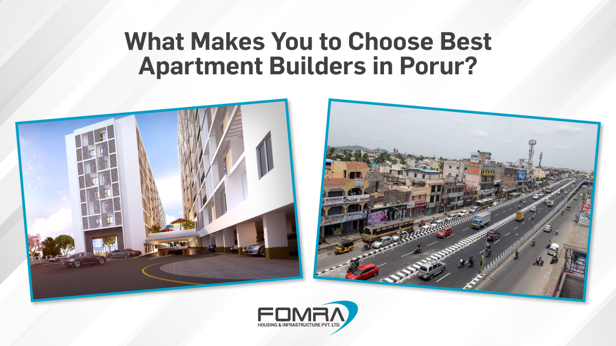 Best Residential Apartments to Buy in Porur