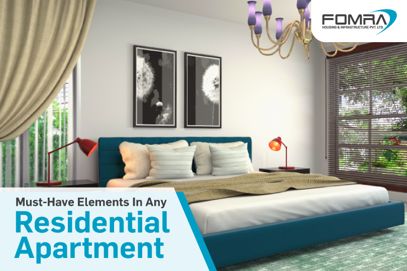 Must Have Elements In Any Residential Apartment