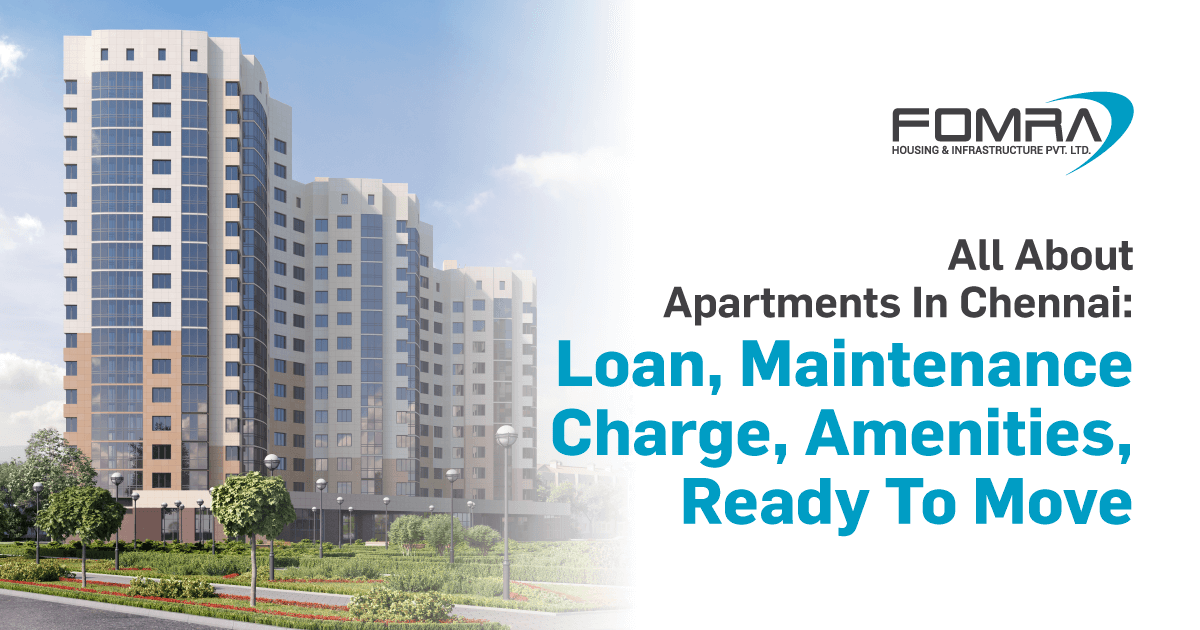 All-about-Apartments-in-Chennai-Loan-maintenance-charge